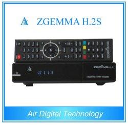 Dual Core Zgemma enigma2 H. 2s lecteur multimédia avec DVB-2XS2