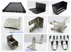 金属部分シートのMetal/5軸線CNCの回転精密機械で造るか、またはアルミニウムまたはステンレス鋼または自動車または打つ部品かレーザーの切断の溶接または押す製造業を