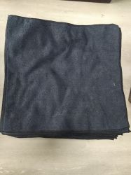 80 % de polyester et polyamide 20% Tricotage chaîne main serviette en microfibre