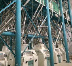 Komplette Fräsmaschine für Weizen-/Maismehlmaschinen mit 5-500t/24h
