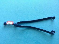 Il PVC poco costoso di prezzi lega la tomaia superiore del pistone della cinghia del pistone senza disegno