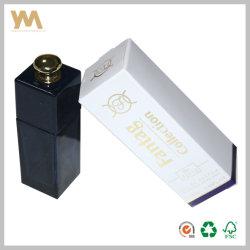 Levering voor doorverkoop van het Vakje van het Pak van het Parfum van het Document van de luxe de Elegante