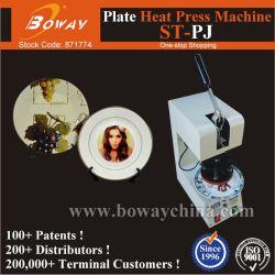 Stp-Pj-Keramikplatte Thermische Heißwärmeübertragung Druckmaschine