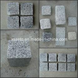 Steen de van uitstekende kwaliteit van de Kubus van het Graniet/Cobble Steen met Goedkope Prijs