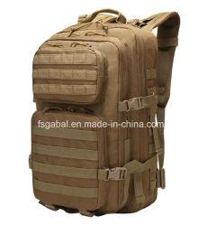 Camuflaje militar exterior 50L 3p Mochila Bolsa táctica