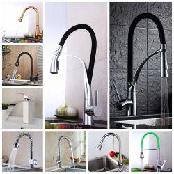 La porcelaine sanitaire Salle de bains Accessoires Console de mixage du Bassin de Cuivre Batroom baignoire évier de cuisine robinet de l'eau du robinet de douche