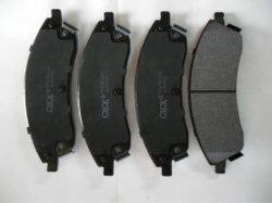 De Stootkussens van de Rem semi-Metalic voor Cadillac Srx 2003/092009/12