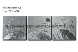 Reines Aluminum Painting, Metal Wall Art mit Good Craftmanship (HB5050S1-S3)