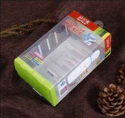 OEM che marca a caldo il pacchetto di plastica stampato della bottiglia di bambino (contenitore di imballaggio pp)