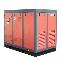 90kw 120HP Direct vis entraînée par le silence de l'air pour l'alimentation du compresseur ou de l'industrie électronique