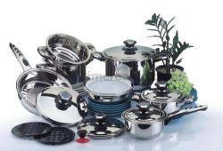 Сковорода S108 Casserole бака Cookware нержавеющей стали установленная варя