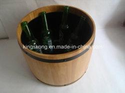 Matériel en bois et utilisation de la bière Mini barres en bois décoratifs en bois