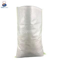 China 5kg 10kg 25kg 30kg 50kg pp Woven Empty Plastic Packing Bag Rice