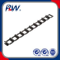 Hohe Qualität & schnelle Lieferung & Made to Order Gusseisen Stahl abnehmbare Kette (442, 445, 452) für Fördersystem