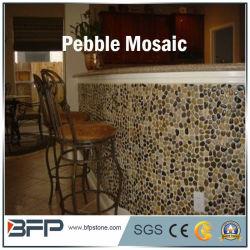 Dekoration-Granit-Stein-Einlegearbeit-Kiesel-Mosaik-Muster