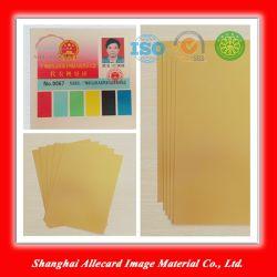 Мгновенное жесткий ПВХ для струйной печати печатной платы Gold Core
