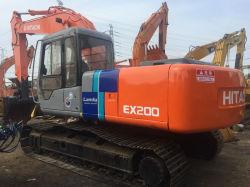Le Japon a fait utilisé les excavateurs Hitachi hydraulique Hitachi EX200-2