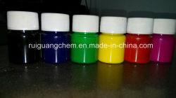 Rote Pigmentpaste zum Drucken