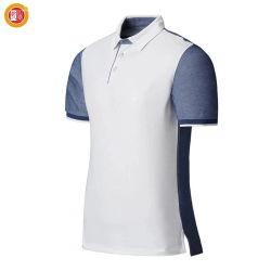 Los hombres's Golf Tshirt Camiseta con cuello de deporte de verano