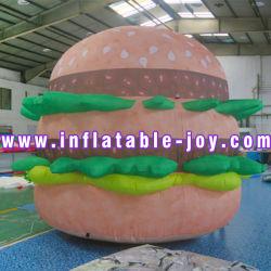 PVC comerciales 0.55mm Baloncesto inflables juguetes de soportes para los adultos