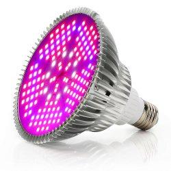 La croissance des plantes lumière intérieure E27 PAR38 croître LED à spectre complet