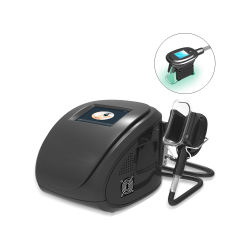 機械減量の真空を細くする携帯用冷却のフリーズの脂肪質の取り外しボディRF超音波
