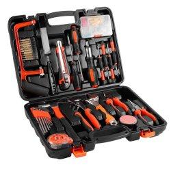 Armazenamento em lidar com a caixa de ferramenta melhor projeto todas as ferramentas manuais 100PCS Kit de Ferramenta do agregado /Ferramenta de Hardware