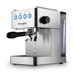 Coffee Grinder Coffee Making Machine를 가진 직업적인 Automated Commercial Electric 이탈리아 Style Mocha Cappuccino