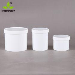 1L Round WHITE JERRY CAN pour la peinture d'huile