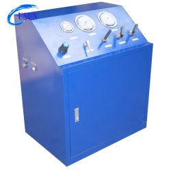Modèle : Ws-Gbd Usun Armoire fermée de la station de la pompe de gavage de gaz pneumatique avec soupapes, jauges et les organismes de réglementation
