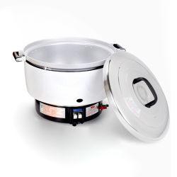 Kooktoestel van de Rijst van het Gas van de Capaciteit van de Verrichting van Zhuoliang 23L het Eenvoudige Grote Commerciële