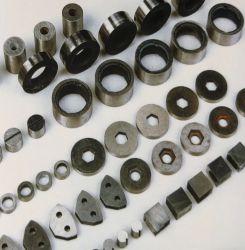 Unterschiedliche zylinderförmige Loch-Block-Form gesinterter Alnico-Magnet mit Qualität