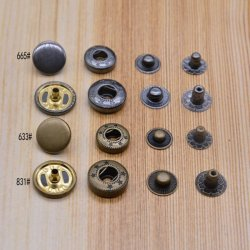 De Hardware Jean Button van het kledingstuk/de Knoop van het Metaal/de Knoop van de Douane voor Jeans