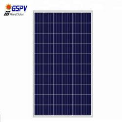 25 Jahre Garantie 260W 270W 280W Solarmodul polykristallin
