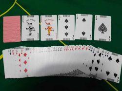 Казино игральные карты бумаги штрих-кодов для Bwm