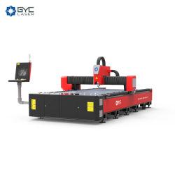 탄소 강철 1500X3000mm를 위한 CNC 섬유 1000W Laser 절단기