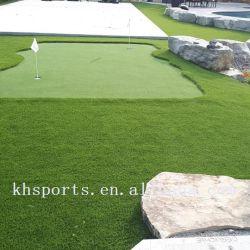 12 mm van het Kunstmatige Golf die het Groene Gras van het Golf van het Gras In het groot Mini zetten