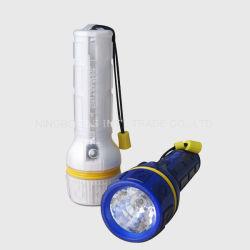 Ampoule krypton lampe de poche en PVC transparent (T5101)