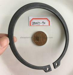 Пружинное стопорное кольцо и стопорное кольцо и стопорное кольцо DIN471-90