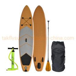 Bolsa inflable de Stand Up Paddle Board de fibra de carbono de tabla de surf Sup Paddle