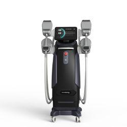 Nova Estética Btled System Hifem Emagrecimento Musculação Corpo EMS esculpindo a máquina