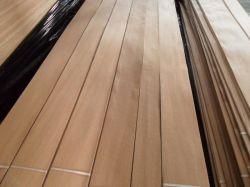 North Anerica Strainght de chêne rouge grain naturel en bois de placage