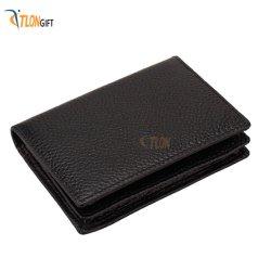 Détenteur de Carte de crédit personnalisées Mens détenteur de carte de crédit/nom du titulaire de la carte en cuir d'affaires