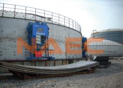 De Machine van het Lassen van de Tank van de Opslag van het Gas van de olie voor de Bouw van de Tank (EGW/AGW)
