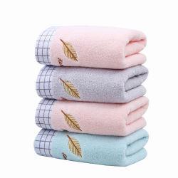 Оптовая торговля индивидуальные картонной упаковке хлопка малыша 74x34см Ванна с полотенца из текстиля