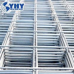 Económico mallas soldadas de acero galvanizado para estructuras de hormigón