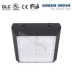 Voyant vert de gros Inova Garage couvert de la lampe du capteur de lumière de l'éclairage de la station de gaz avec DLC UL cUL SAA EC (20W 30W 40W 55W 80W)