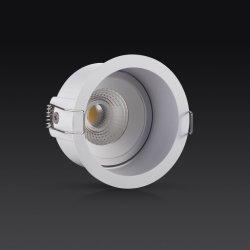 COB LED Downlight LED lámpara de techo de la luz de foco LED LED de luz LED de luz tenue