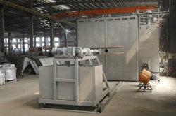 Bewegliche Plastiktoilette, die Maschine Rotomolding Maschine herstellt