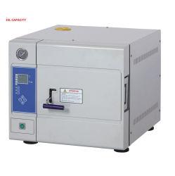 جهاز تعقيم بالبخار بموجات 50 لتر مع جهاز كمبيوتر MicroComputer بموجات صوت آلي بالكامل